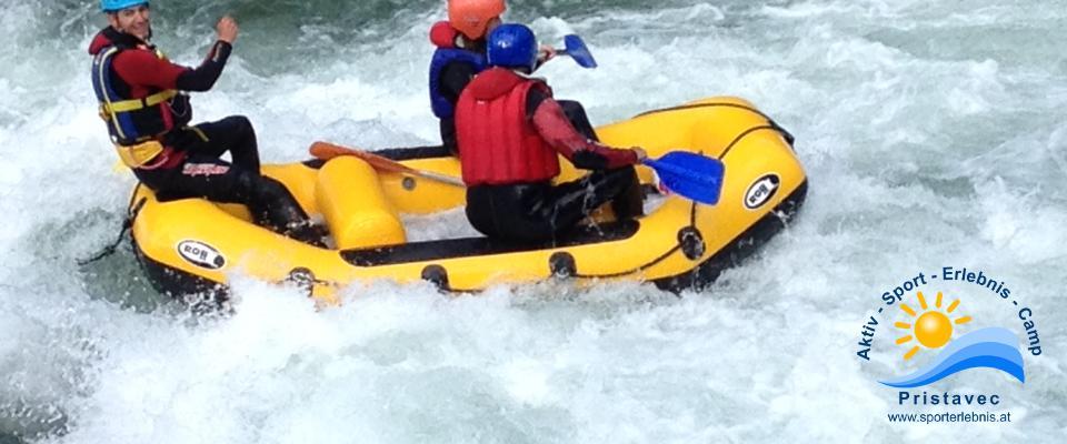[Rafting Kärnten