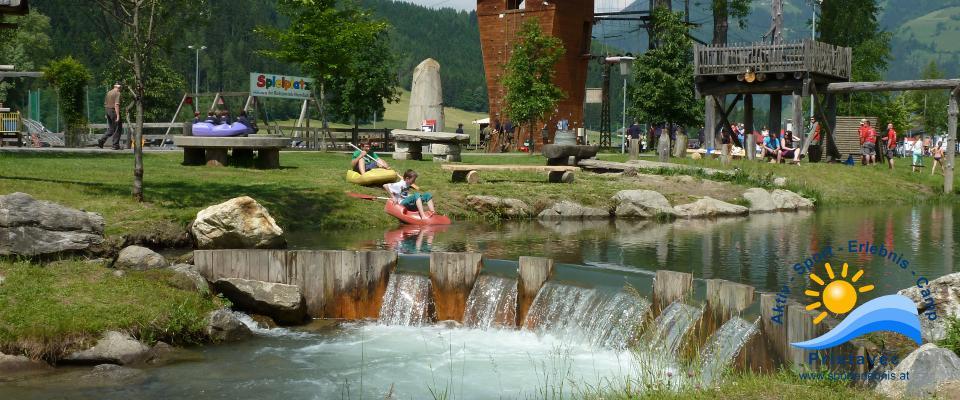 Eldorado für Kinder die Wildwasserwelt