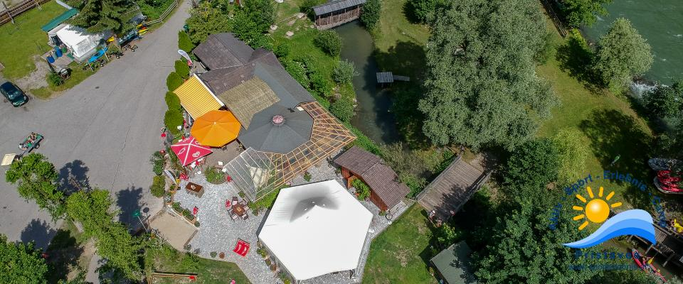 Bar - Terrasse-Motorikpark-Wasserwelt-Skaterplatz