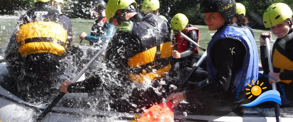 Rafting in karinthie